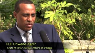 Interview With State Minister-Foreign Affairs of Ethiopia