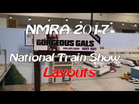 NMRA 2017 National Train Show - Layouts