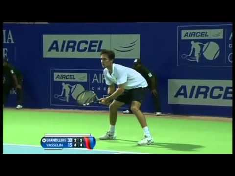 ACO 2014- Day 6: 2nd Semi Final Highlights- M GRANOLLERS vs E ROGER-VASSELIN