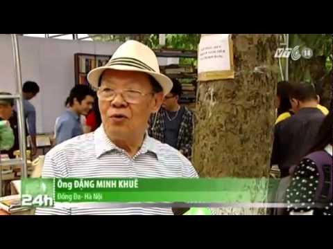 VTC14_Ngày sách Việt Nam lần 2: Người xem thì nhiều, người mua thì ít