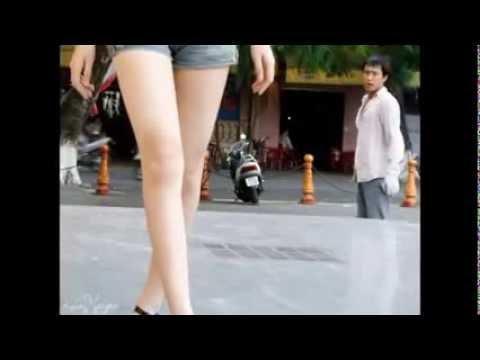 Tổng hợp những đôi chân dài và đẹp nhất Việt Nam