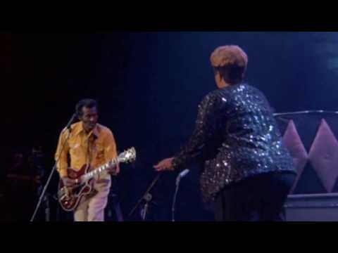 Rock and Roll music - Chuck Berry, Etta James, Keith Richards, Eric Clapton