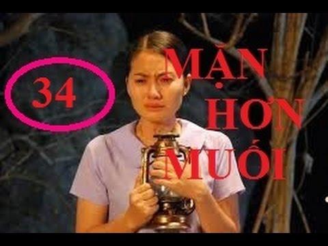 Man hon muoi tap 34 hd- Phim mặn hơn muối tập 34 HD - Phim việt nam- Ngày 24/12/2015