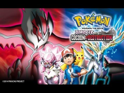 Pokemon Movie 17 - Trailer End