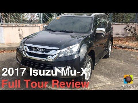 2017 Isuzu Mu-X LS-A 3.0 AT Full Tour Review