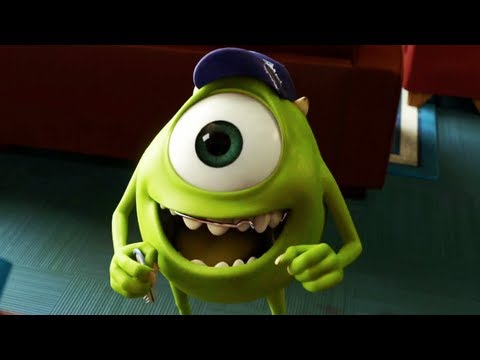 Monsters University Official Trailer #3 2013 Disney-Pixar Movie [HD]