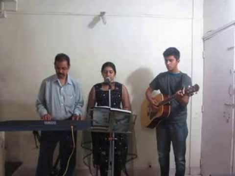 Ajeeb dasta hai ye by Archana patil,Student of JP'S SCHOOL OF MUSIC.