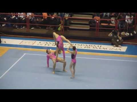 Acrobatic Gymnastics World Cup 2011 Great Britain, Women's Group