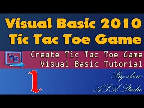 how to make a game in visual basic 2010