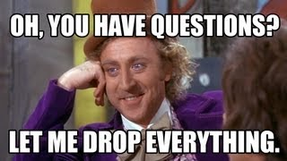 Questions Willy Wonka Left Unanswered