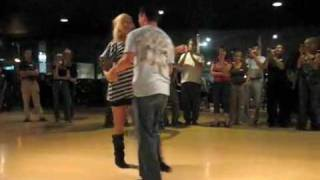 2009 West Coast Swing (Damon & Lisa D'Amico)