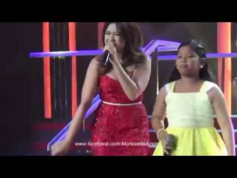 Boses ng Bulilit - Resorts World - Always Be My Baby / I Wanna Dance With Somebody