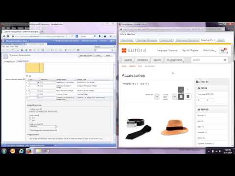 IBM Commerce Composer for WebSphere Commerce