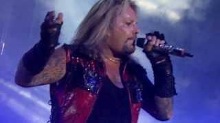 Mötley Crüe: Live Wire live