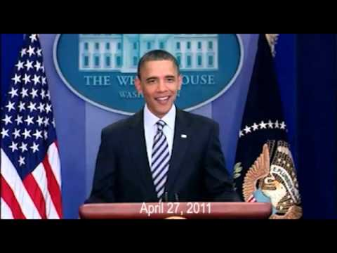 NBC Reporter Helps Confirm Obama's Birth Certificate Altered - 2/26/2013