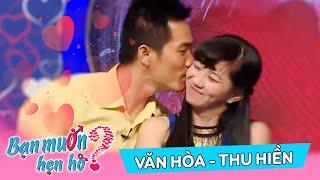 Cặp đôi hài hước khiến ông mai - bà mối phấn khích | Văn Hòa - Thu Hi�n | BMHH 164 �