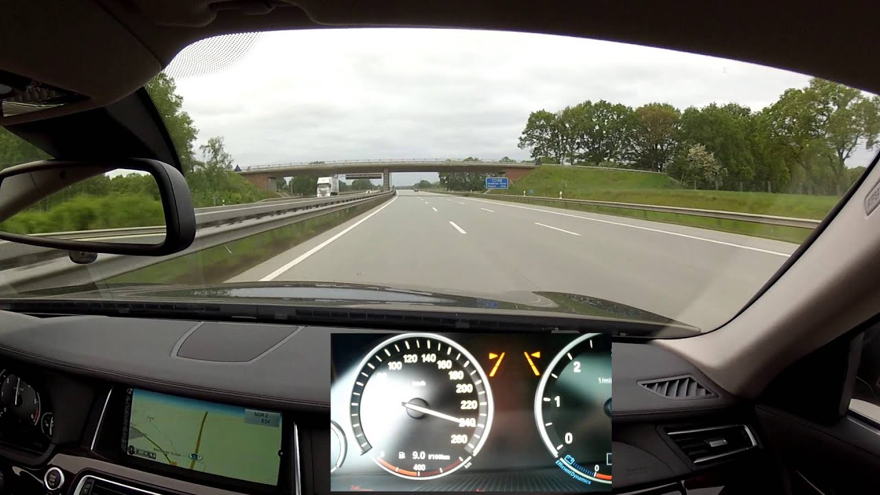a fast drive on the autobahn a1 with a bmw 730d part 2 from hamburg to bremen youtube. Black Bedroom Furniture Sets. Home Design Ideas