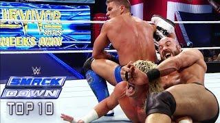 Top 10 WWE SmackDown moments: November 14, 2014