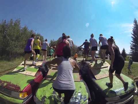 Mud Hero 2013 - Red Deer, AB Part 1