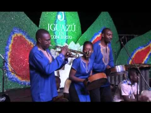 Iguazú en Concierto 2015 – WATERSHED AND WINAD MARIMBA BAND