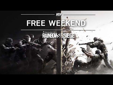 Бесплтаные выходные Tom Clancy's Rainbow Six: Siege пройдут с 3 по 5 февраля