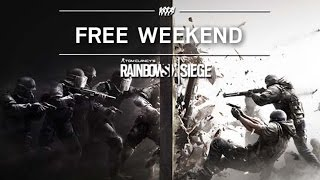 Tom Clancy's Rainbow Six Siege - Free Weekend Trailer