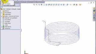 SolidWorks Cooling Coil..wmv