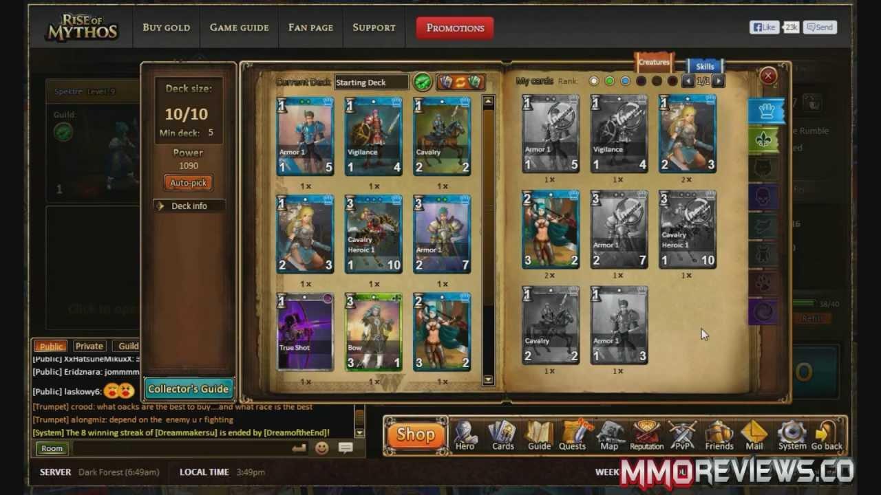 Binary option online game