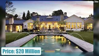 10 Mansions of Kardashian-Jenner Family