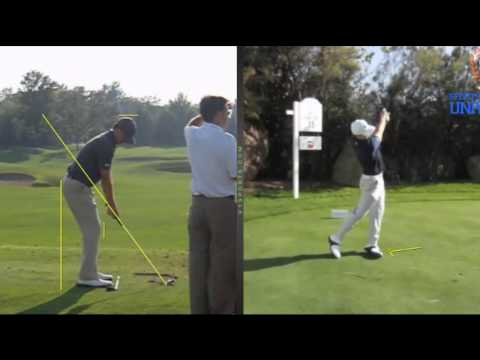 Jordan Spieth Swing Analysis.....