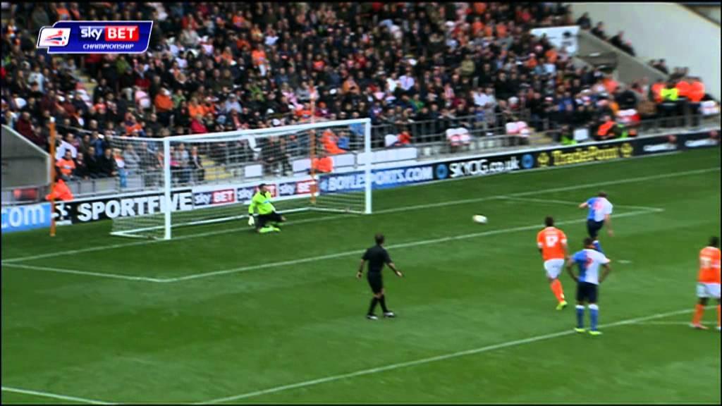 Blackpool FC vs Blackburn Rovers - Championship 2013/14 Highlights - YouTube