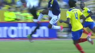 Ecuador Vs Colombia Eliminatorias Brazil 2014 (10/06/2012