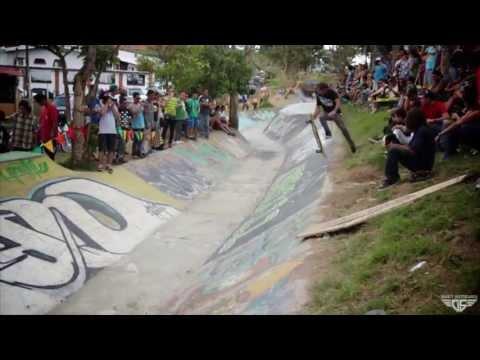 Gravity Skateboards - El Caño, Costa Rica