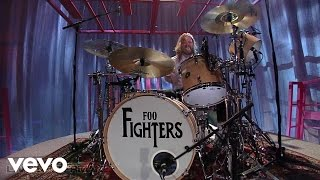 Foo Fighters Stacked Actors (Live On Letterman)