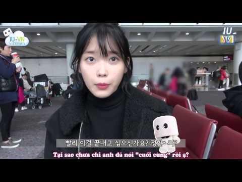 [Vietsub]  IU 24 STEPS Concert in HongKong (IU TV)