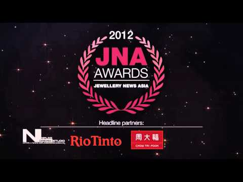 2013 Jewellery News Asia Award opening
