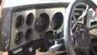 K5 Blazer Chevy GMC Jimmy Revved To 6000 Rpm Open Header