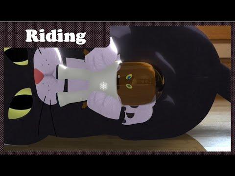 Ep45_Riding | Space Jungle S2 | Funny Cartoon | Kids Cartoon | COAN Studio