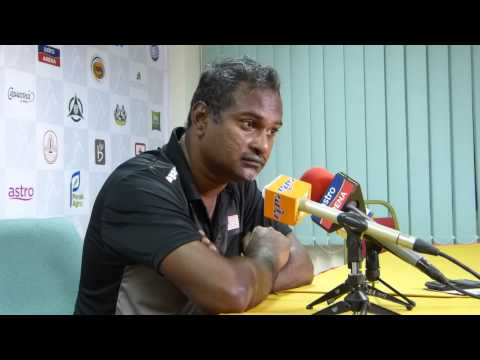2014 Sultan Azlan Shah Cup - Day 7 - Malaysia Post Match Press Conference