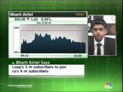Buy Bharti Airtel at lower levels: Pritesh Mehta