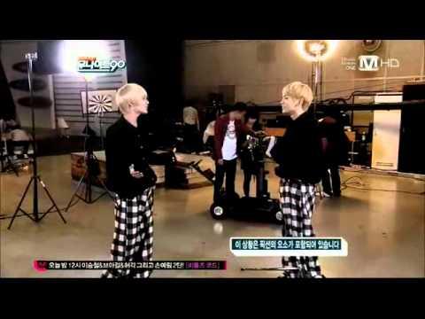 lllO27 Taemin & Key singing @M00N N!GHT 9O