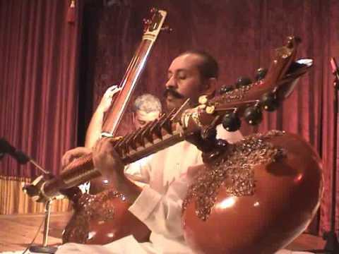 Ustad Bahauddin Dagar  Rudra Veena Raga kousi  jor- jahala .