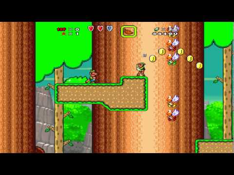 Super Mario Bros X: Trees - Part 19 - Slap Masters