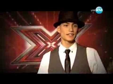 X Factor Bulgaria 2013 Атанас Колев (31.10.13)