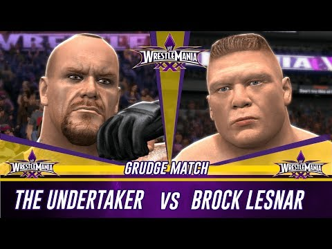 Wwe 2014 Wrestlemania Matches - WWE: WrestleMania 30 ...