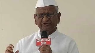 Narendra Modi is not secular, says Anna Hazare