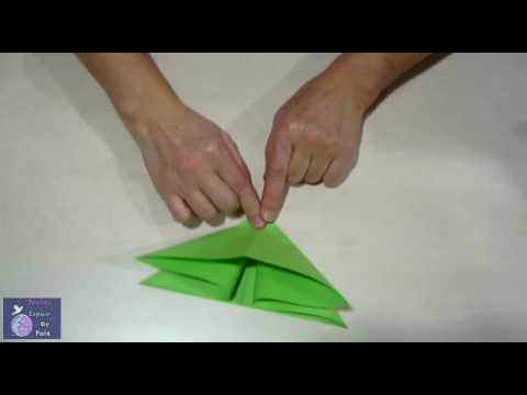 Petit sapin youtube - Origami sapin de noel facile ...