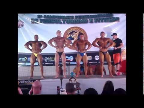 Campeonato Pernambucano de Fisiculturismo IFBB-PE 2014