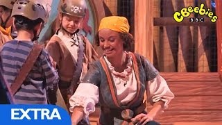 CBeebies Grown-ups: Swashbuckle! Behind The Scenes On