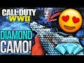 Road to Diamond Camo Call of Duty WWII